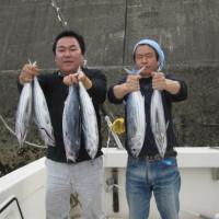 広島の田中さんの釣果